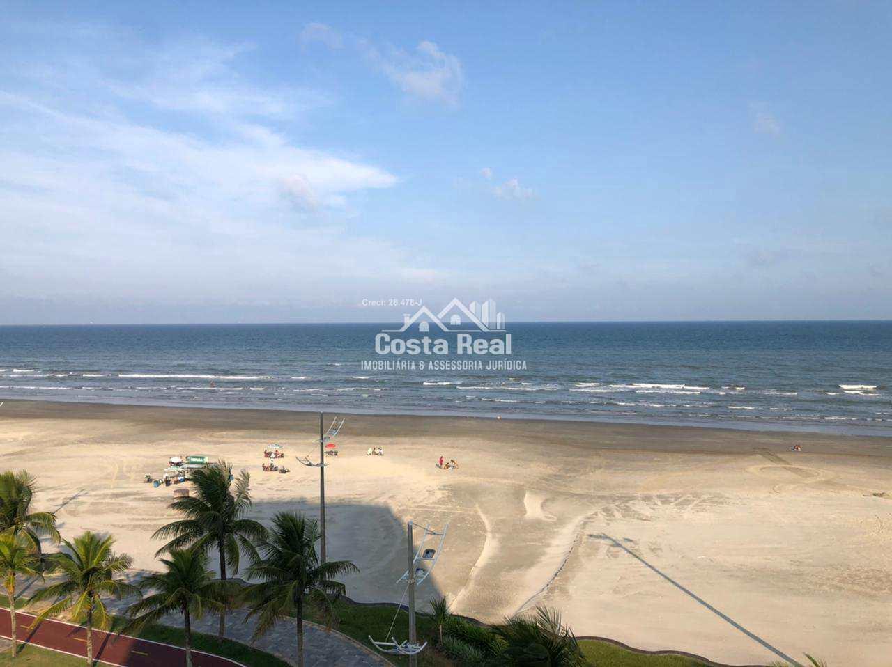 Apartamento com 2 Suítes, frente ao Mar, Praia Grande