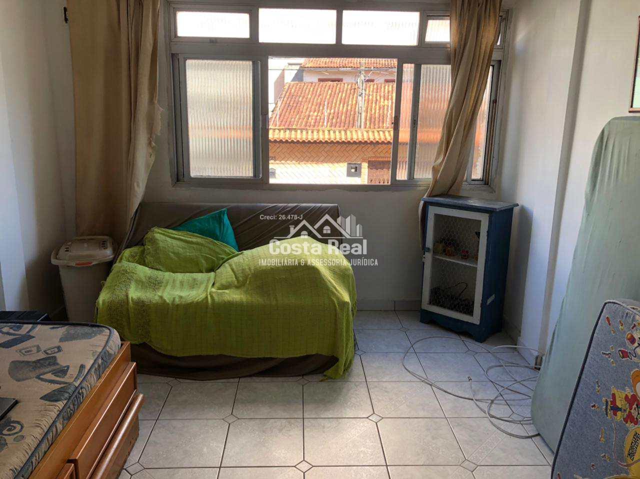 Kitnet com 1 dorm, Aviação, Praia Grande - R$ 123 mil, Cod: 1176