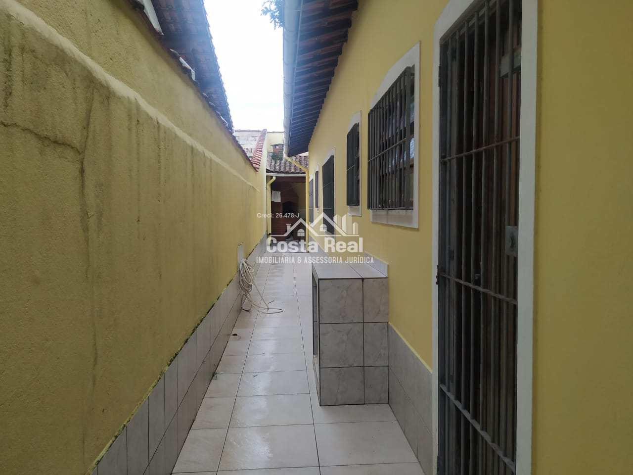 Casa com 2 dorms, Caiçara, Praia Grande - R$ 275 mil, Cod: 1177