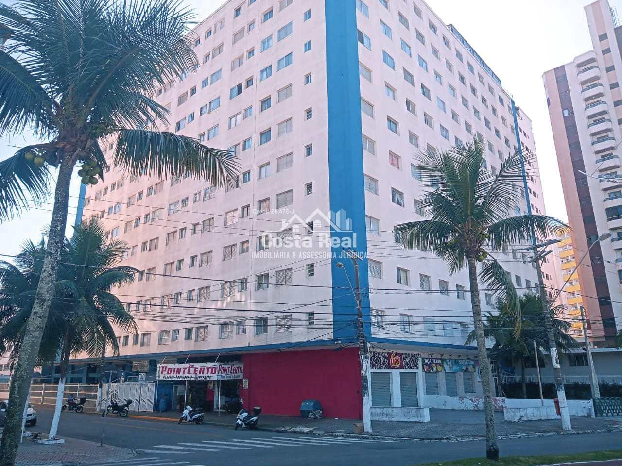 Apartamento com 1 dorm, Mirim, Praia Grande - Cod: 1184