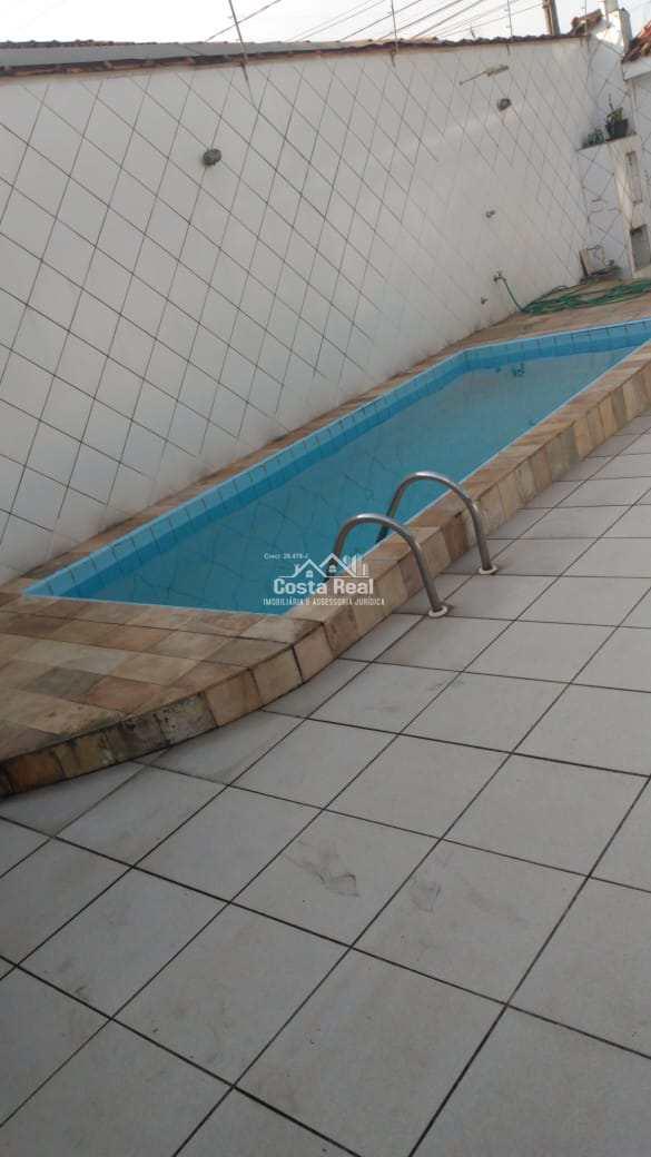 Casa com 3 dorms, Nova Mirim, Praia Grande - R$ 650 mil, Cod: 1199