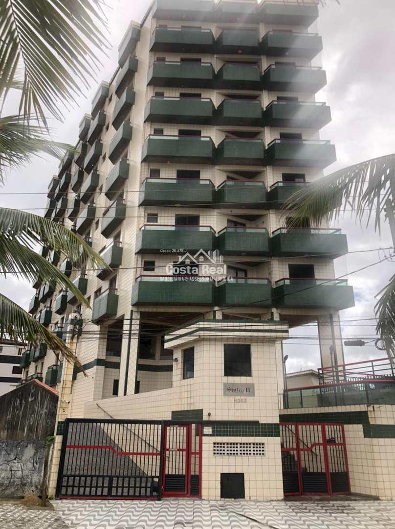 Apartamento com 2 dormitórios Frente ao Mar Mobiliado