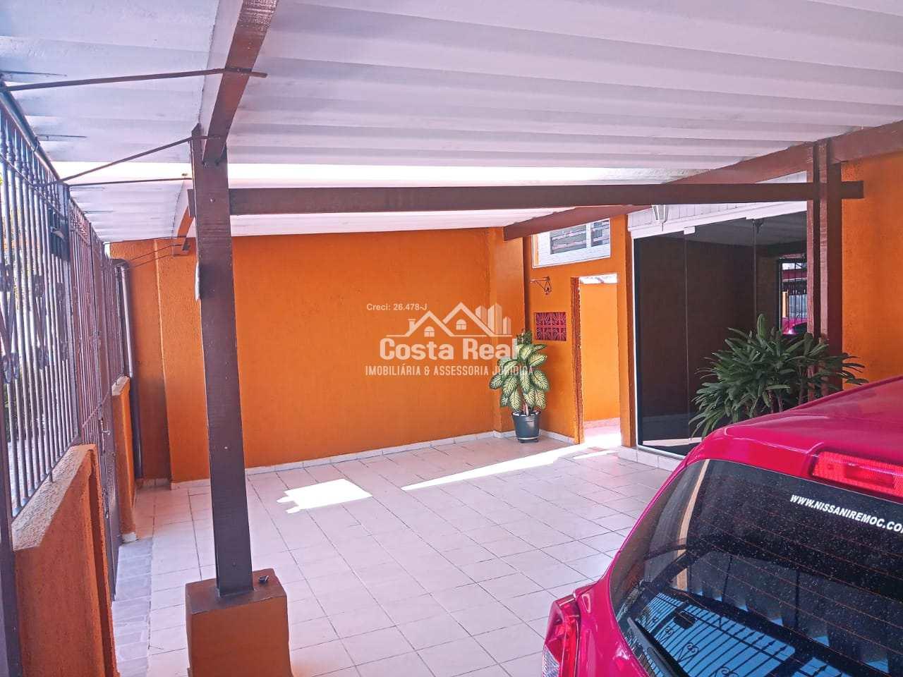 Casa com 3 dorms, Mirim, Praia Grande - R$ 530 mil, Cod: 1219