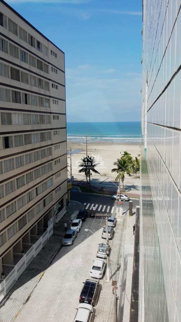 Kitnet Beira Mar, Guilhermina, Praia Grande R$138 mil, Cod:1240