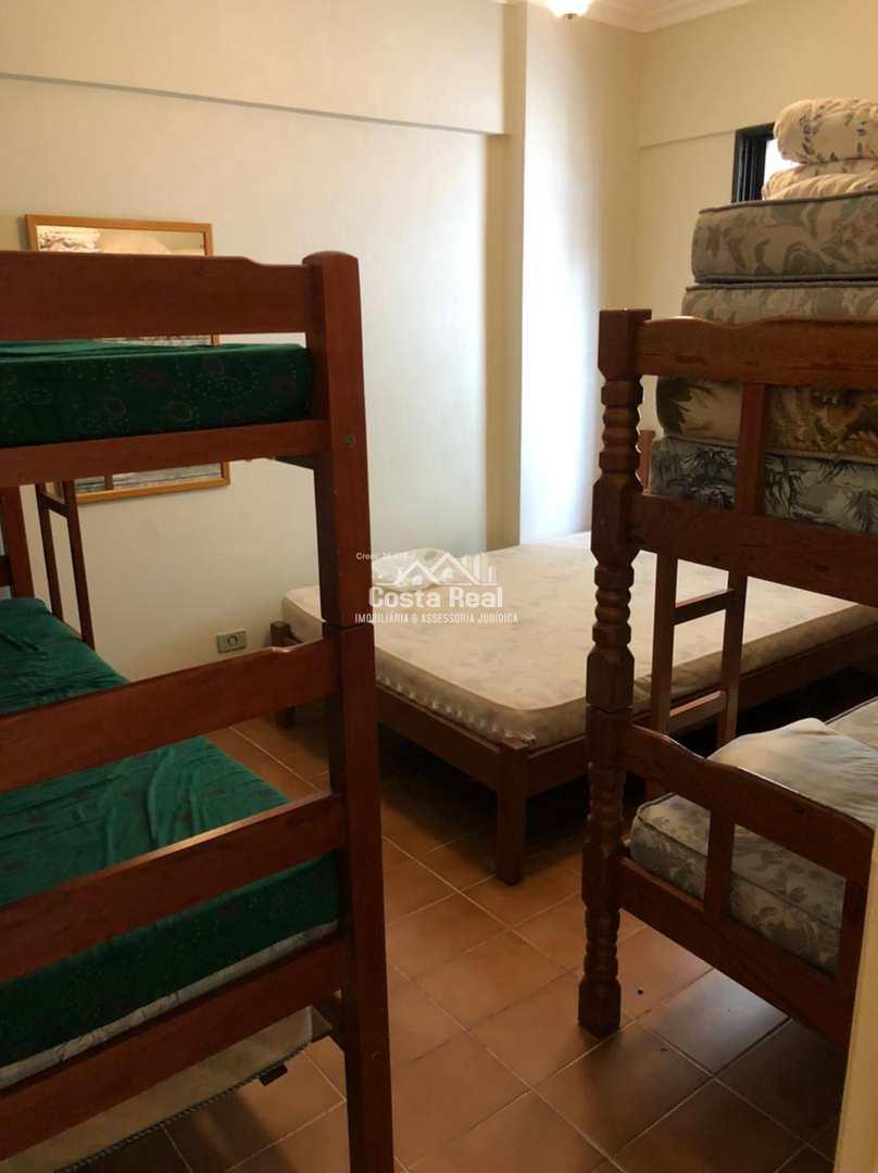 Apartamento com 2 dorms, Tupi, Praia Grande - R$ 297 mil, Cod: 1244