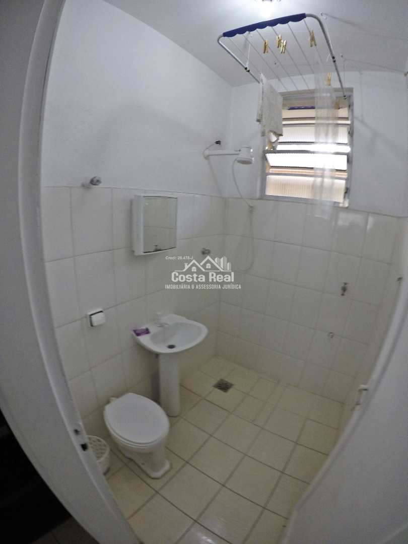 Apartamento com 1 dorm, Guilhermina, Praia Grande - R$ 139 mil, Cod: 1263