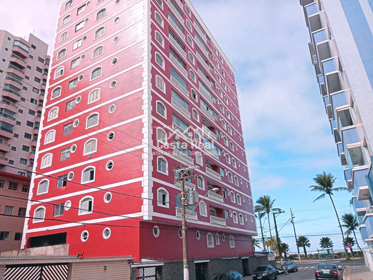 Apartamento com 3 dorms, Tupi, Praia Grande - R$ 330 mil, Cod: 1280