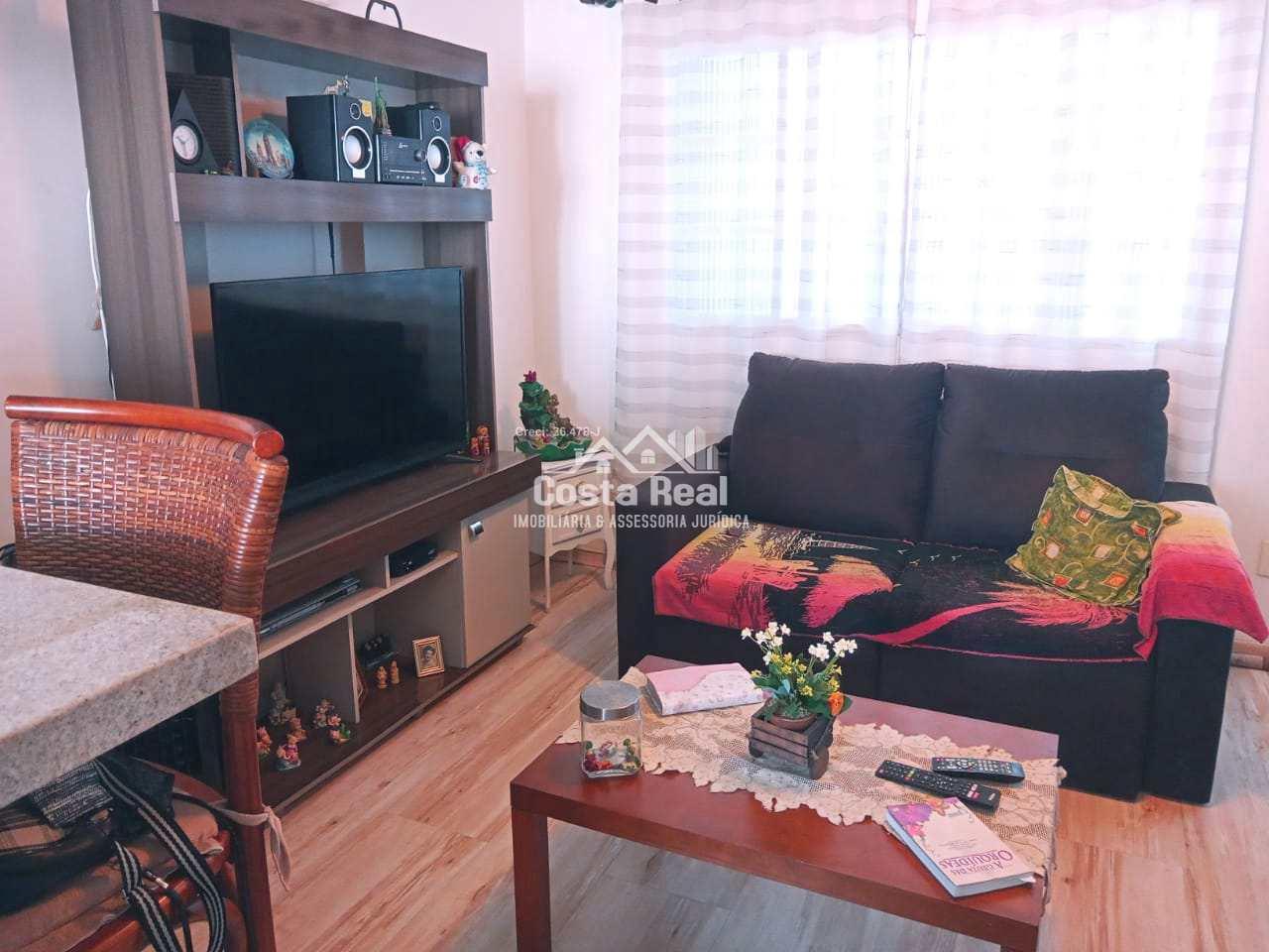 Apartamento com 1 dorm, Ocian, Praia Grande - R$ 160 mil, Cod: 1281