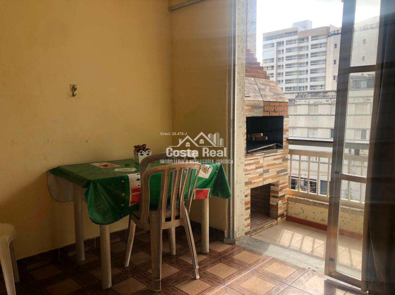 Apartamento com 2 dorms, Ocian, Praia Grande - R$ 140 mil, Cod: 1288