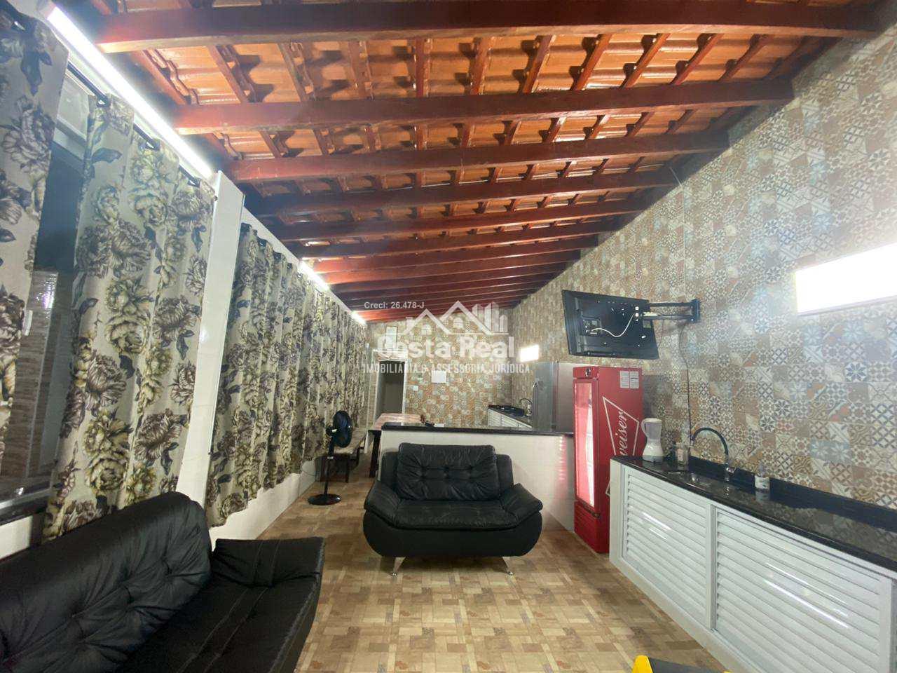 EXCLUSIVO TEMPORADA - Casa alto padrão, Praia Grande, Cod: 1325