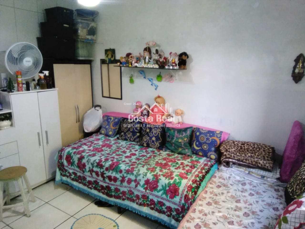 Kitnet com 1 dorm, Ocian, Praia Grande - R$ 78.9 mil, Cod: 1434