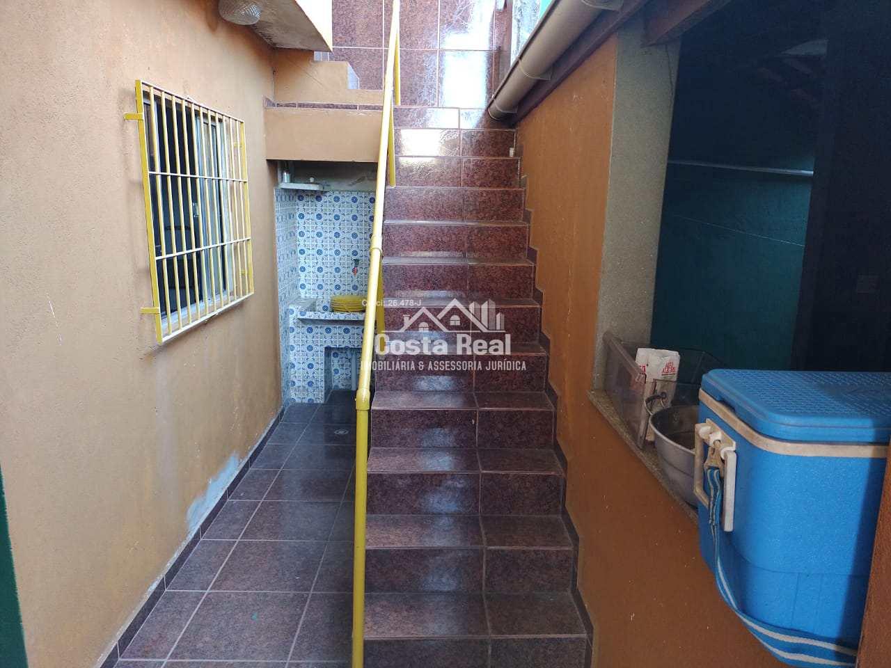 Casa com 2 dorms, Real, Praia Grande - R$ 530 mil, Cod: 1449
