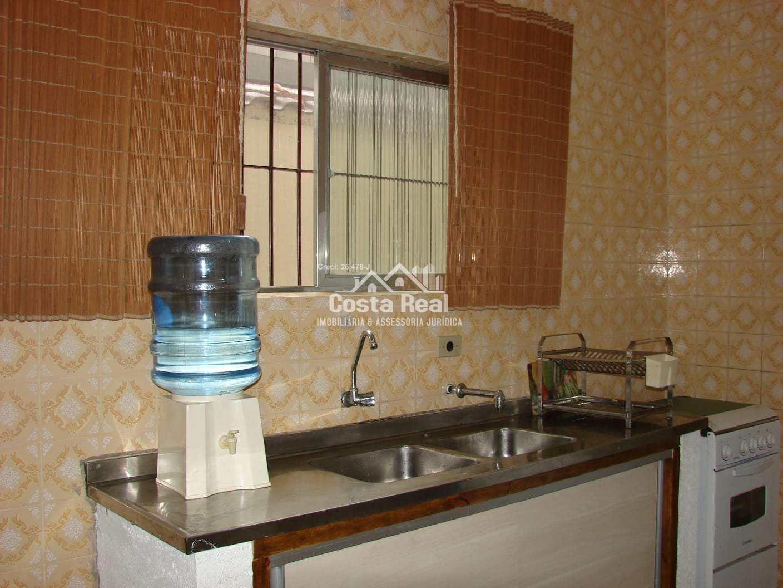 Casa com 2 dorms, Real, Praia Grande - R$ 345 mil, Cod: 1450