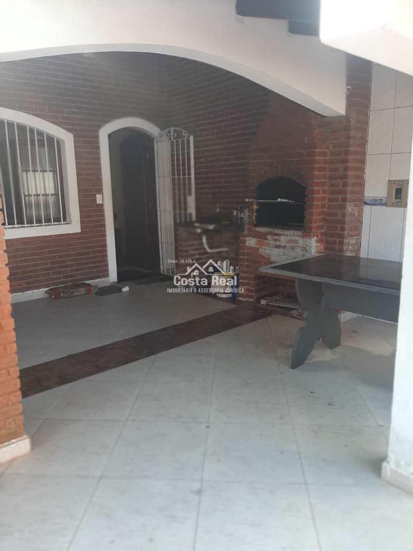 Casa com 3 dorms, Mirim, Praia Grande - R$ 500 mil, Cod: 1457