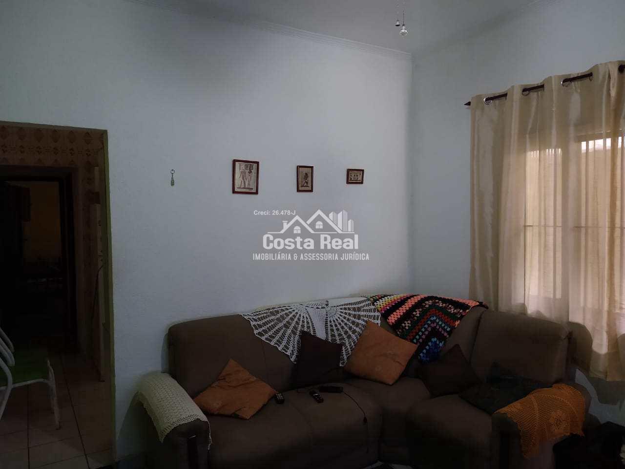 Casa com 2 dorms, Maracanã, Praia Grande - R$ 250 mil, Cod: 1468