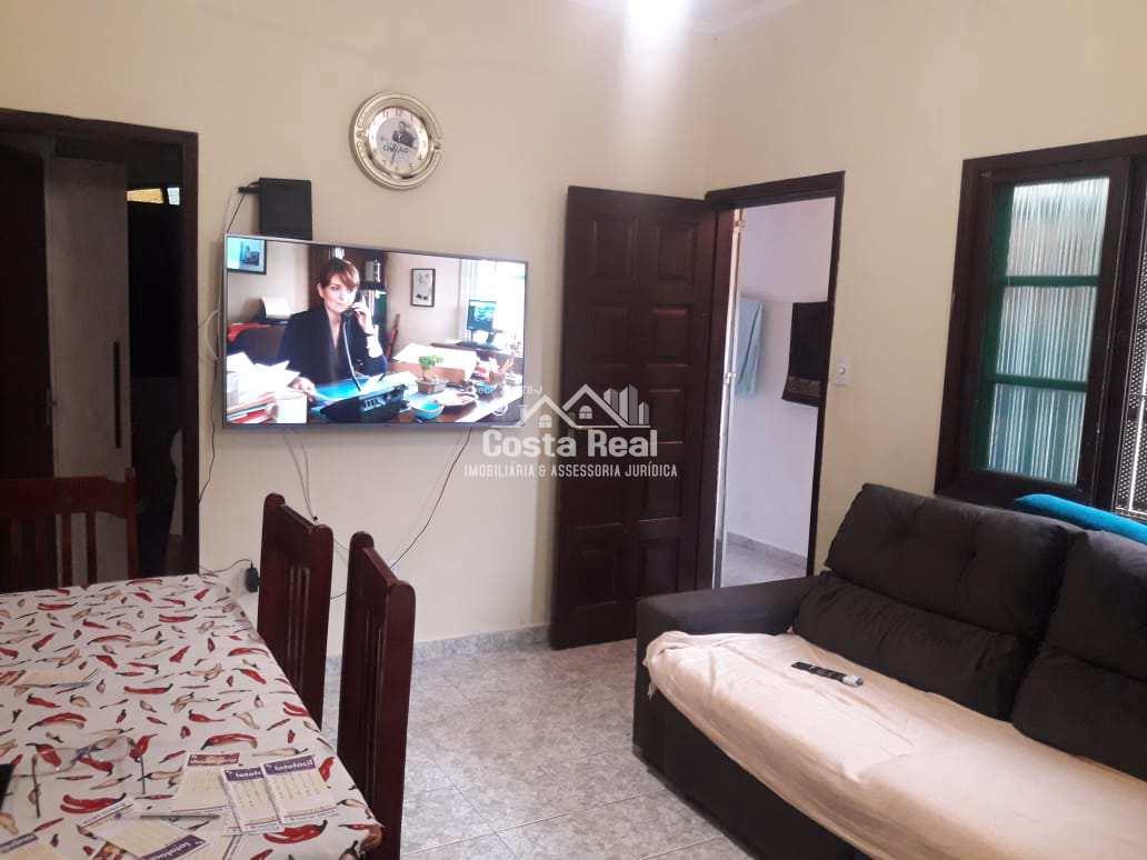 Casa com 3 dorms, Maracanã, Praia Grande - R$ 260 mil, Cod: 1469