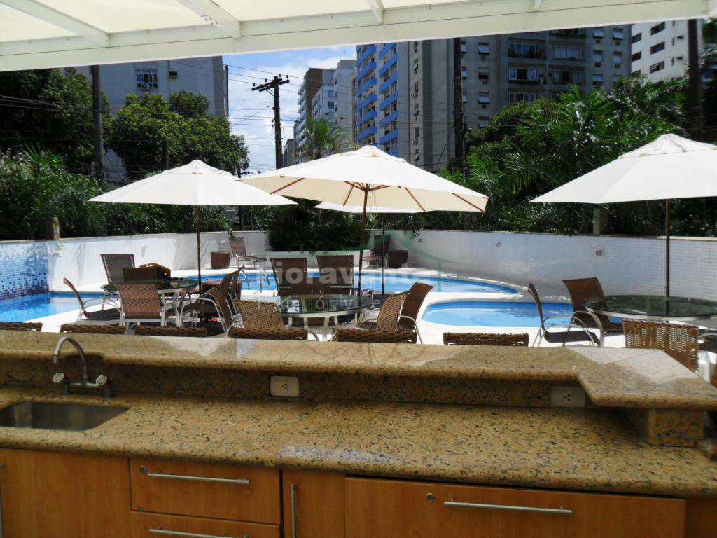 Apartamento com 4 dorms, Vila Rica, Santos. Próximo à praia