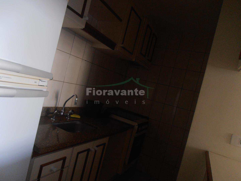 Flat com 2 dorms, piscina, com serviço. Gonzaga, Santos