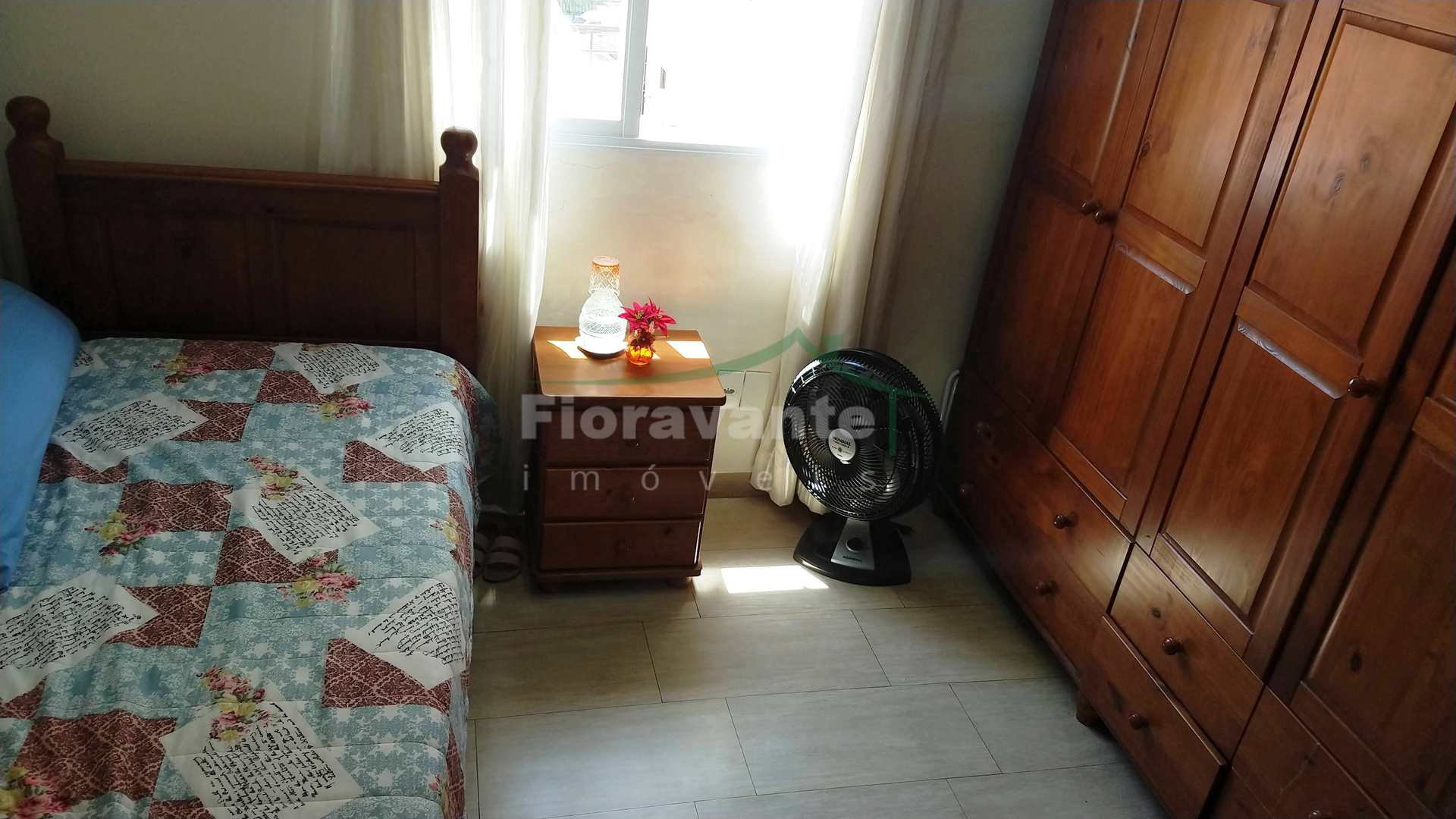 Apartamento com 3 dorm, Ponta da Praia, Santos. Garagem fechada