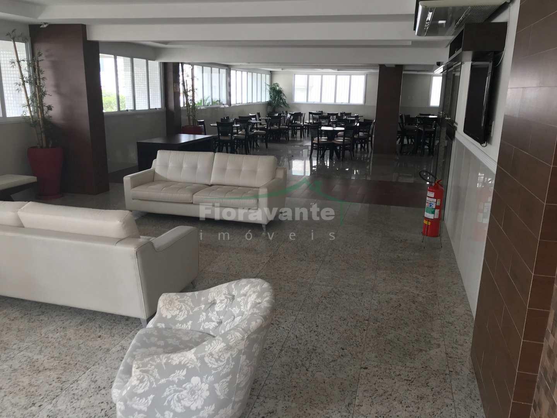 Apartamento, 4 dorms, Pompéia, lazer total à 2 quadras da praia