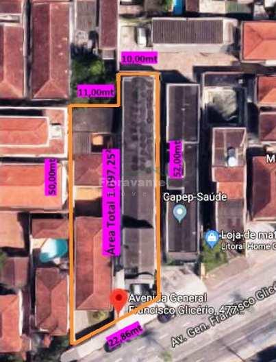 Área, Pompéia, Santos. Para incorporação ou novos negócios.