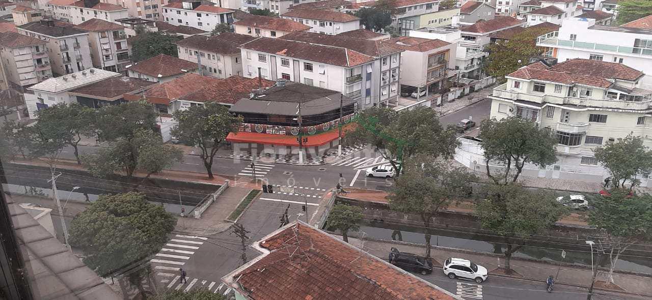 COBERTURA DUPLEX EM SANTOS - PISCINA E CHURRASQUEIRA NO CANAL 4