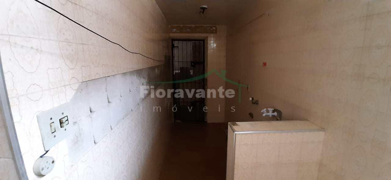 CASA DE VILA EM SANTOS - 2 DORMITÓRIOS NO BOQUEIRÃO