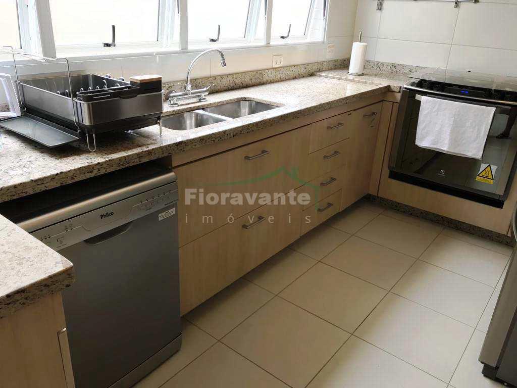 Apartamento com 4 dorms, Gonzaga, Santos - Super localização.