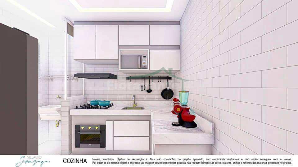 Casa com 3 dorms, Gonzaga, Santos - R$ 1.1 mi, Cod: 5425
