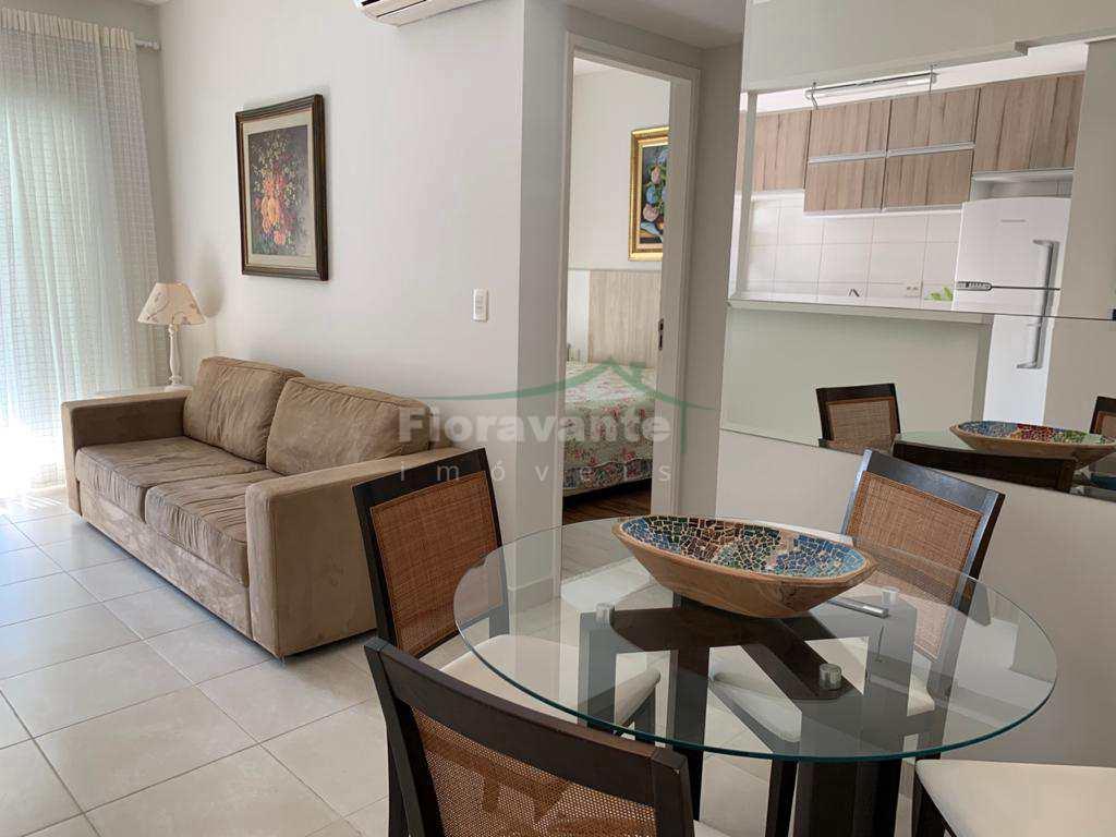 Apartamento 1 dorm, mobiliado Gonzaga, Santos, Cod: 5535