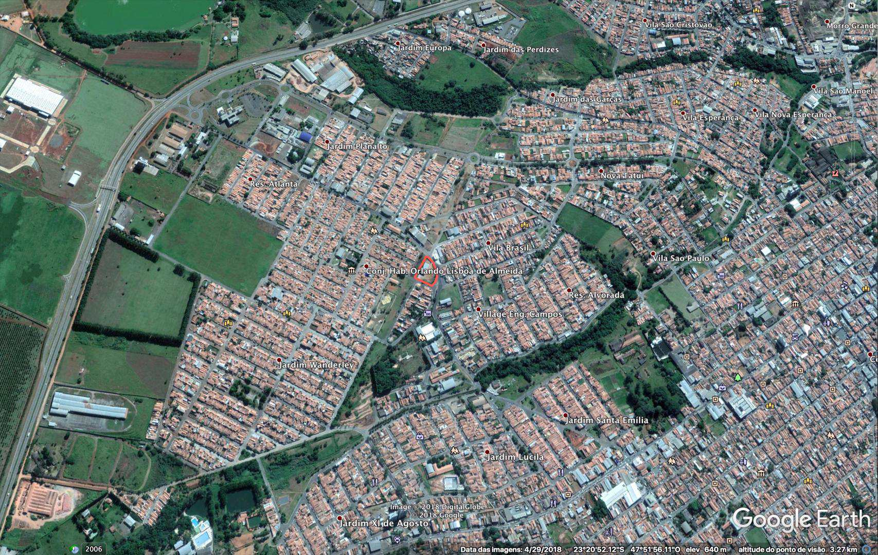 Terreno, Jardim Wanderley, Tatuí - R$ 2.2 mi, 4.400mts. Cod: 97