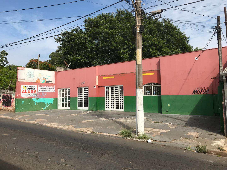 Salão com 1 dorm, Centro, Tatuí, 300 mts Cod: 115