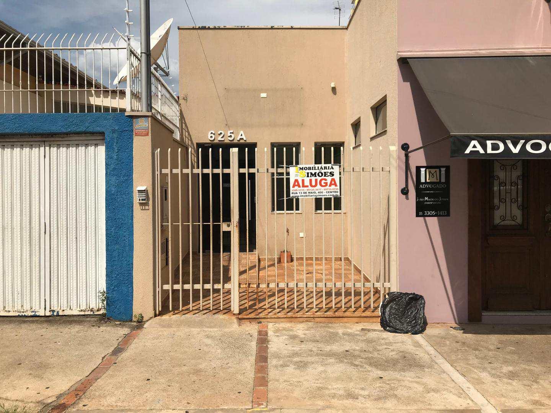 Casa, Centro, Tatuí, Cod: 125