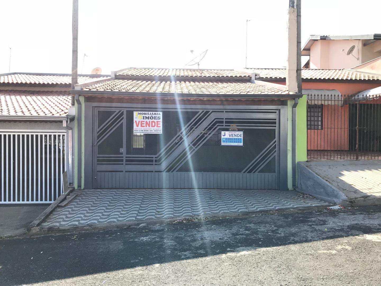 Casa com 2 dorms, Vila Santa Emília, Tatuí - R$ 270 mil, Cod: 126