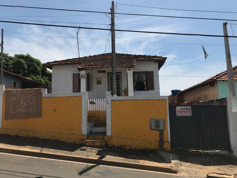 Casa com 2 dorms, Vila Santa Adelia, Tatuí - R$ 180 mil, Cod: 133