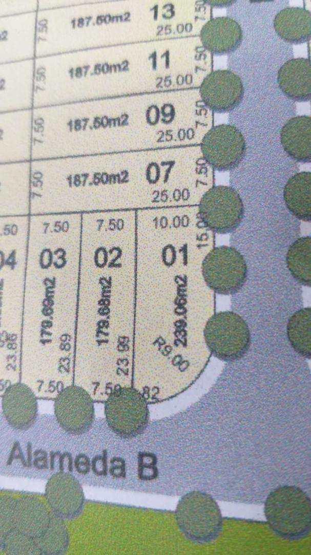 Terreno de Condomínio, Colina Verde, Tatuí - R$ 120 mil, Cod: 167