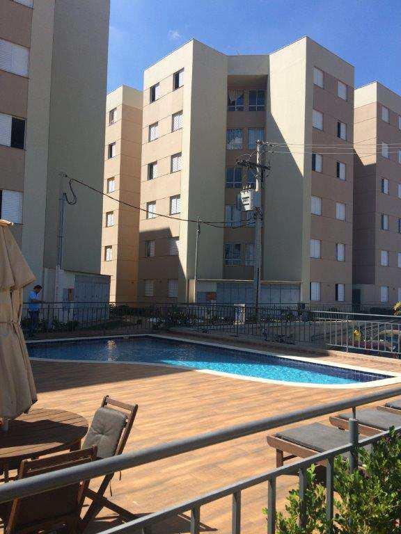 Apartamento com 2 dorms, Vila São Lázaro, Tatuí - R$ 140 mil, Cod: 193