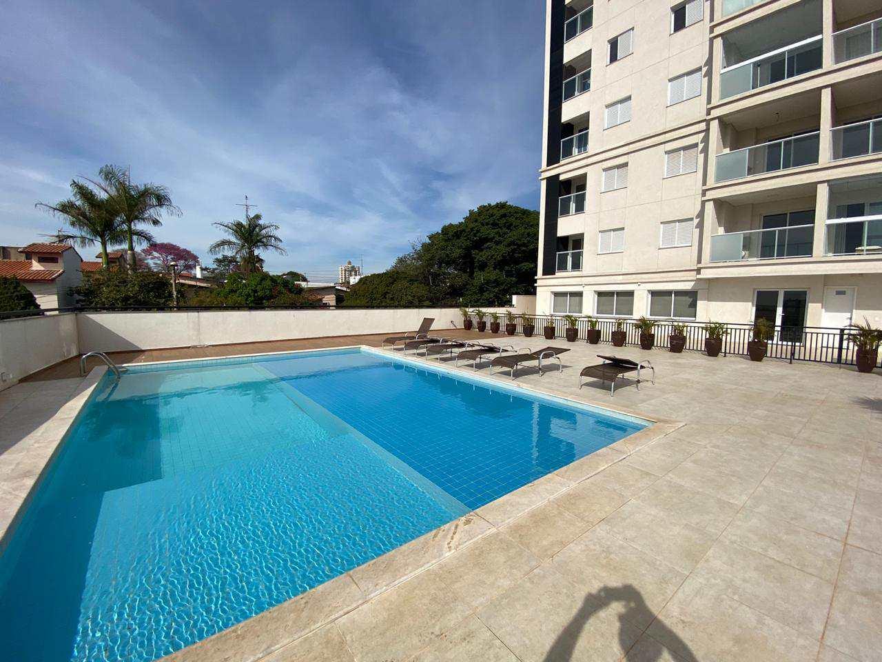 Apartamento com 3 dorms, Centro, Tatuí - R$ 575 mil, Cod: 302