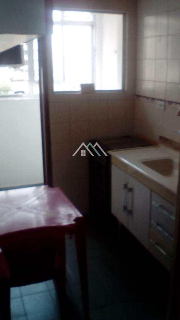 Apartamento com 1 dorm, Tupi, Praia Grande, 0m² - Codigo: 556