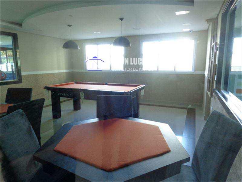 Apartamento com 2 dorms, Caiçara, Praia Grande - R$ 430 mil, Cod: 607