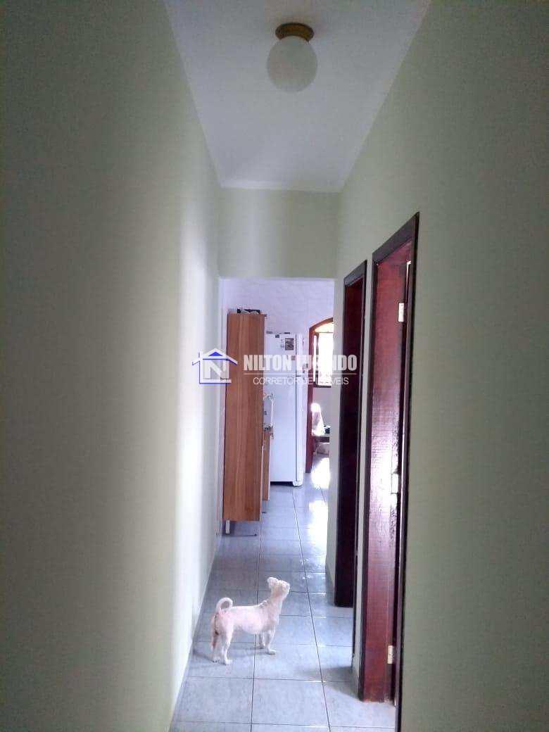 Casa com 2 dorms, Maracanã, Praia Grande - R$ 290 mil, Cod: 464
