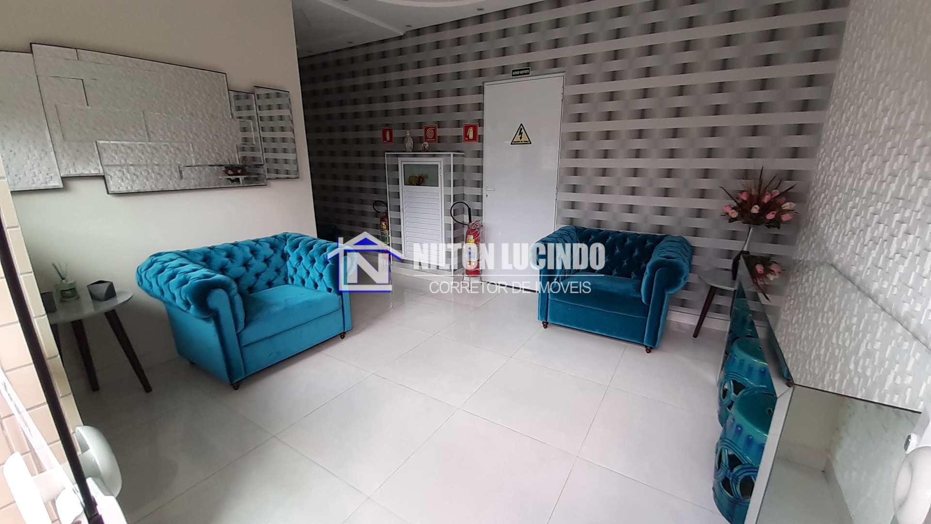 Apartamento com 2 dorms, Caiçara, Praia Grande - R$ 270 mil, Cod: 10016