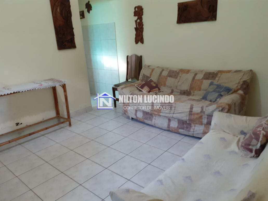 Casa com 1 dorm, Maracanã, Praia Grande - R$ 230 mil, Cod: 10062