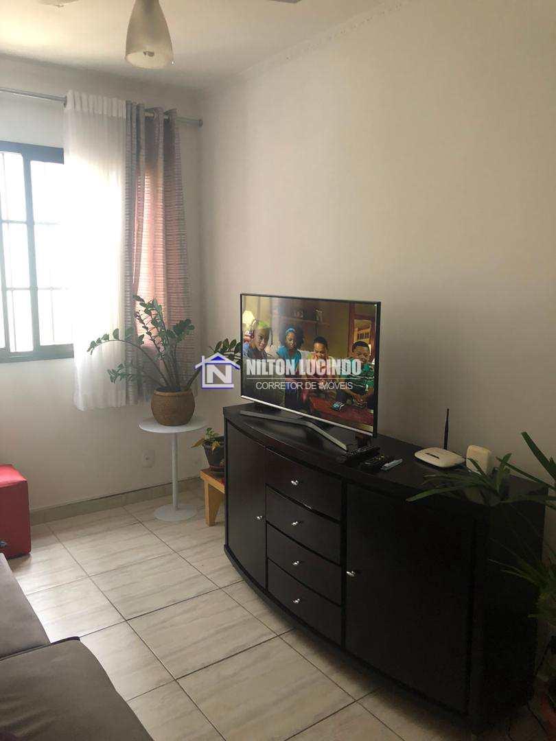 Apartamento com 2 dorms, Caiçara, Praia Grande - R$ 190 mil, Cod: 10082