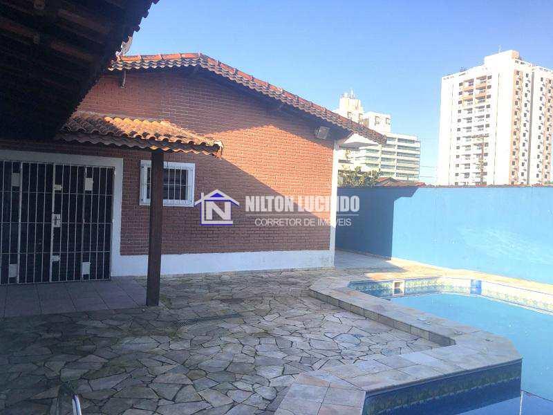 Casa com 3 dorms, Flórida, Praia Grande - R$ 650 mil, Cod: 10083