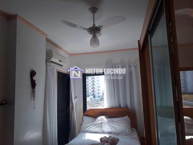 Apartamento com 1 dorm, Ocian, Praia Grande - R$ 210 mil, Cod: 10104