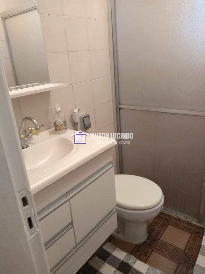 Apartamento com 1 dorm, Caiçara, Praia Grande - R$ 130 mil, Cod: 10109