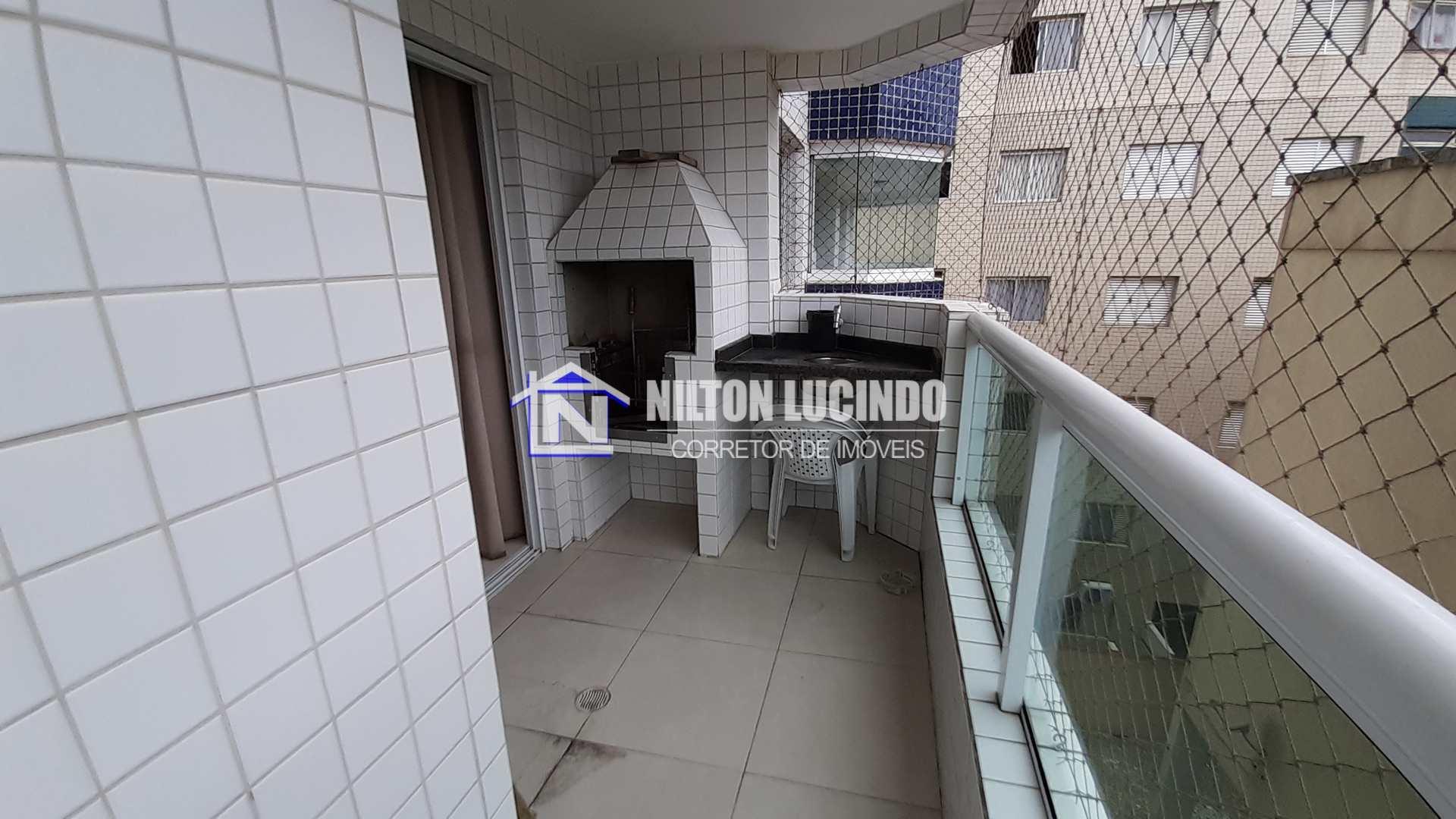 Apartamento com 1 dorm, Caiçara, Praia Grande - R$ 230 mil, Cod: 10196