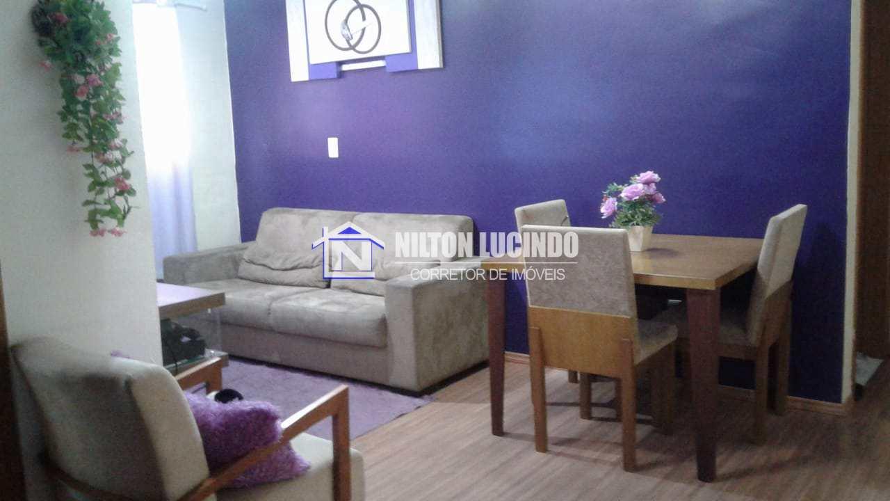 Apartamento com 2 dorms, Guilhermina, Praia Grande - R$ 240 mil, Cod: 10245