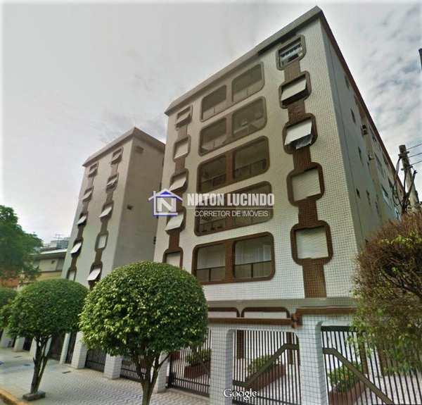 Apartamento com 2 dorms, Campo Grande, Santos - R$ 375 mil, Cod: 10336